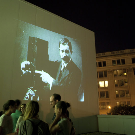 Plug In ICA Patio Party Screenings, 2014 August