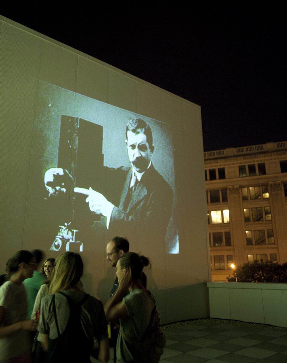 Plug In ICA Patio Party Screenings, 2014 August