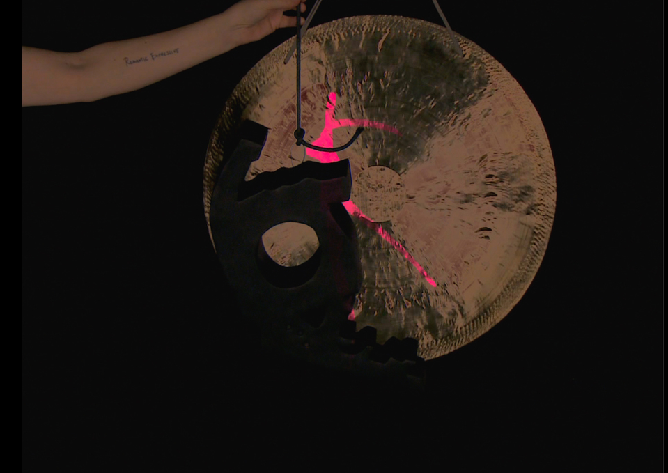 Erika Vogt, Darker Imposter (2014), HD video, 3:00 min. Courtesy the artist. Commissioned by Frieze Foundation, UK