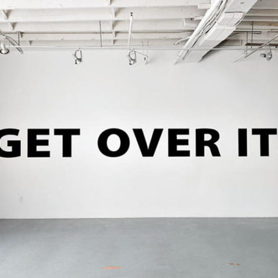 Divya Mehra, FakePolitical Art (You're good at making slogans). 2014.