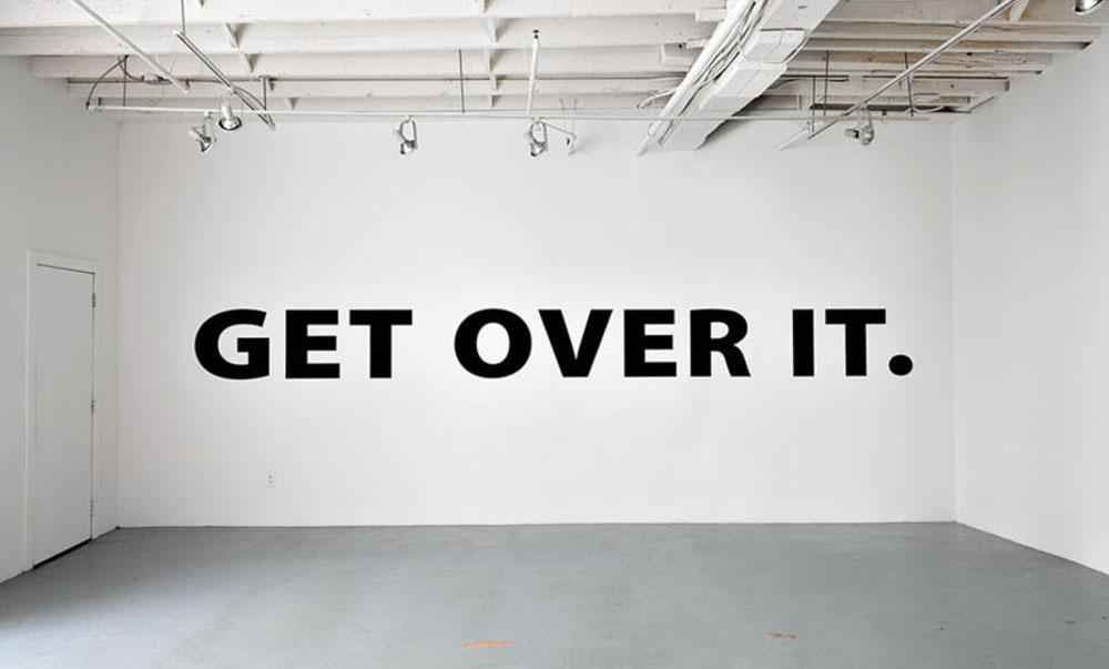 Divya Mehra, FakePolitical Art (You're good at making slogans). 2014.