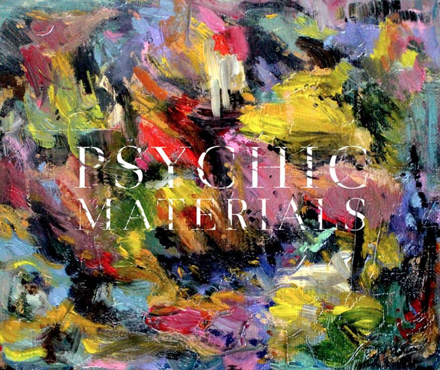 Casey Mecija, Psychic Materials, 2016.