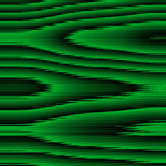 Nicolas Sassoon, Green Waves, 2013.