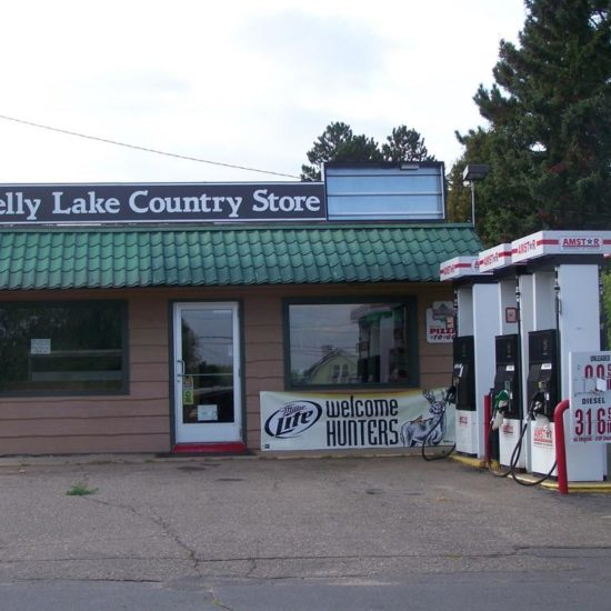 Kelly Lake Store, Kelly Lake, Minnesota, 2011. Courtesy of Chris Kraus.