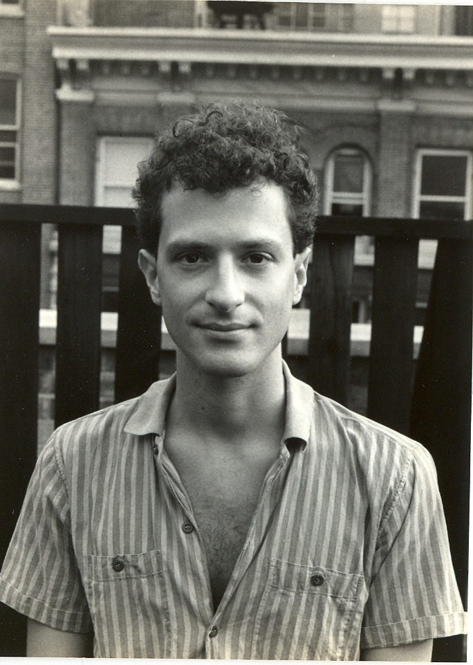 Wayne Koestenbaum.