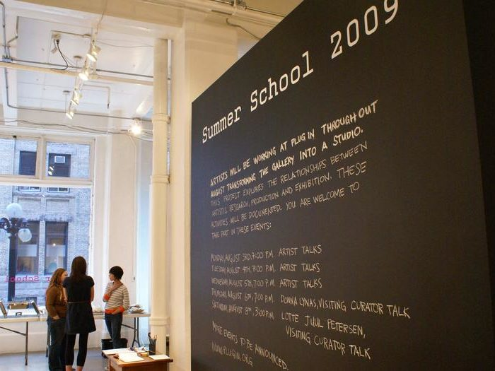 summer institute 2009