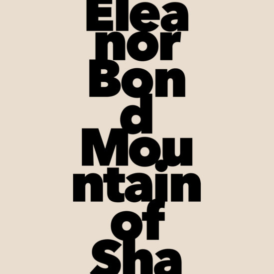 Eleanor Bond- Mountain of Shame, publication