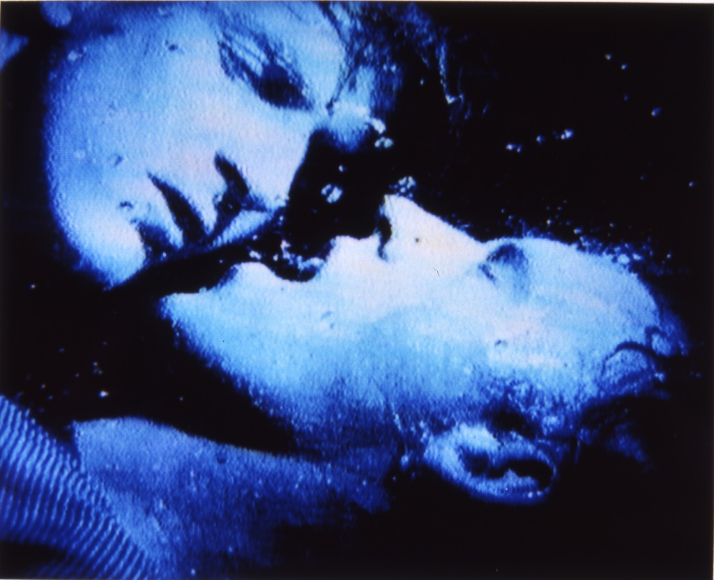Marion Scemama and David Wojnarowicz, When I Put My Hands On Your Body, 1989