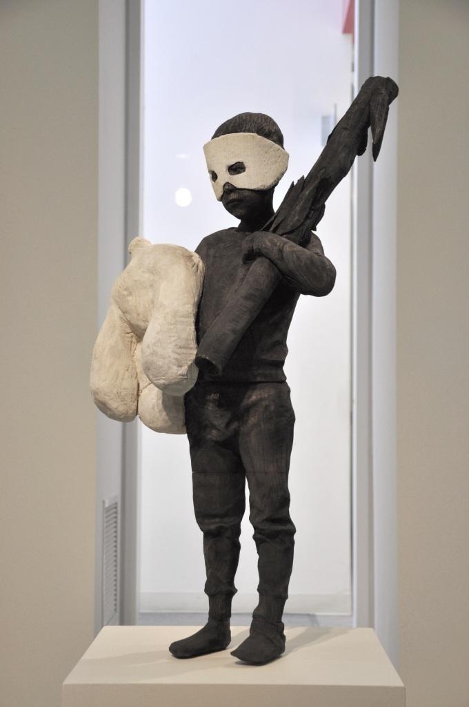 Paul Cherwick, Triumphant Return, 2012. My Winnipeg The Artists' Choice