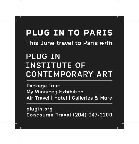 PIICA Paris Raffle