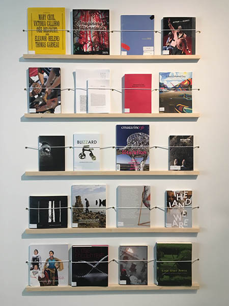 Bush Gallery Reference Book Selection